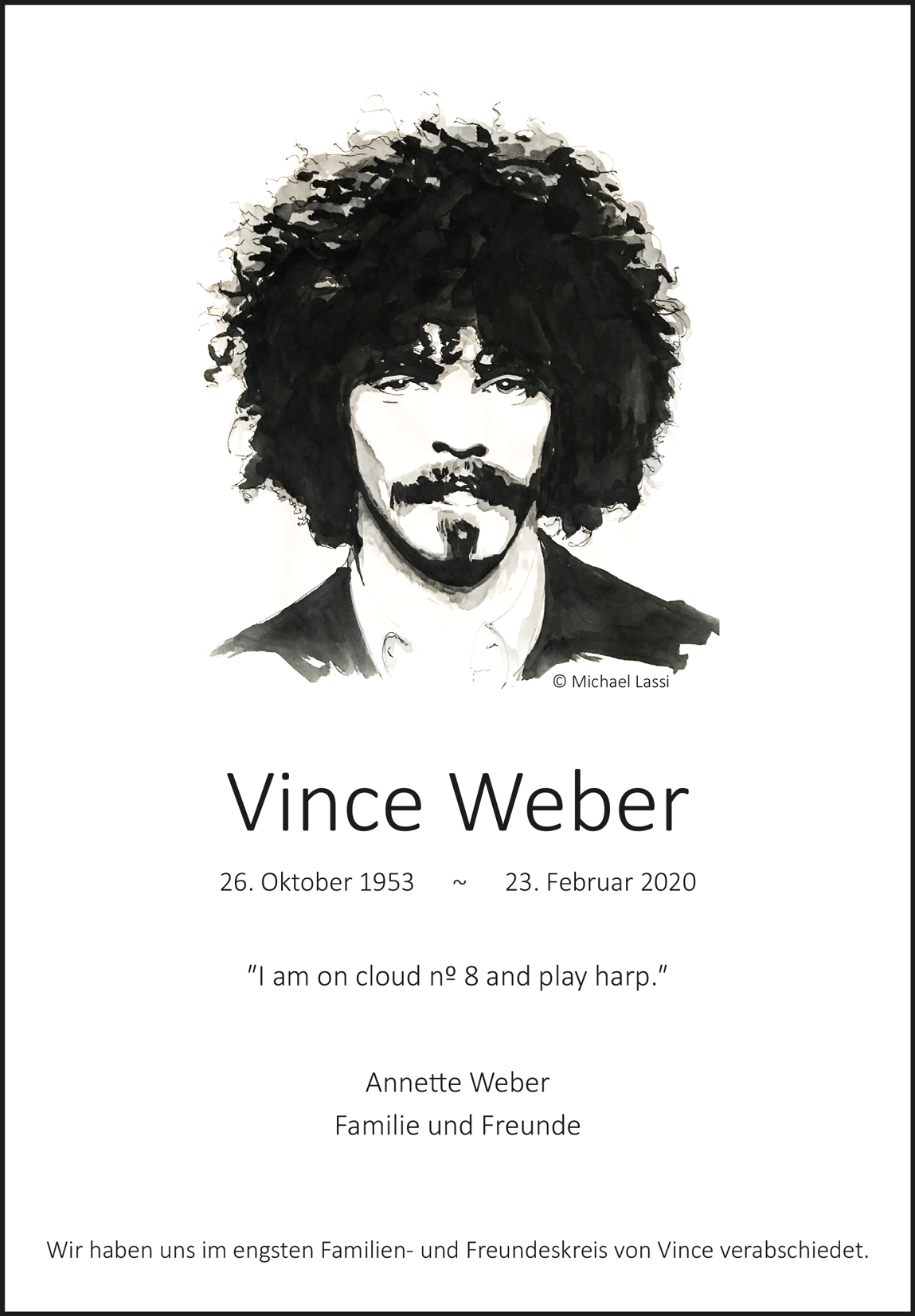Vince Weber is on Cloud No8